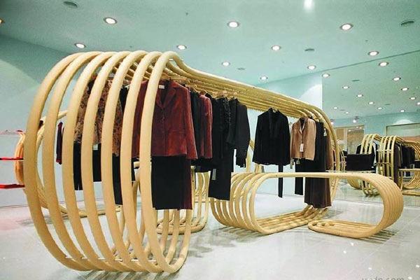 Mura时尚品牌店设计