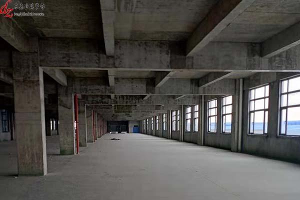 安镇廊下厂房开工