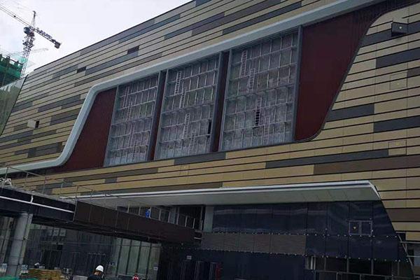 合肥冠寓龙湖地产公寓项目开工