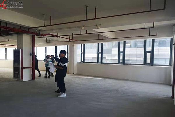 南京冠寓内装饰项目开工