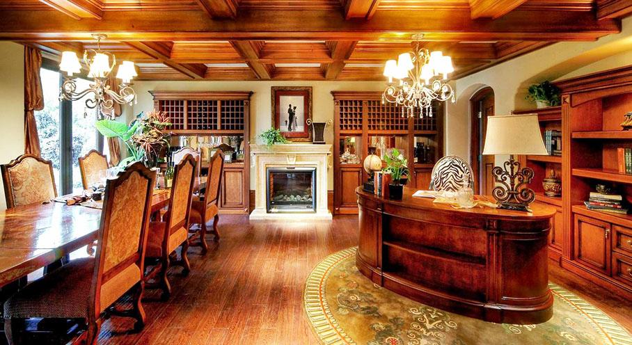 古典美式风格别墅