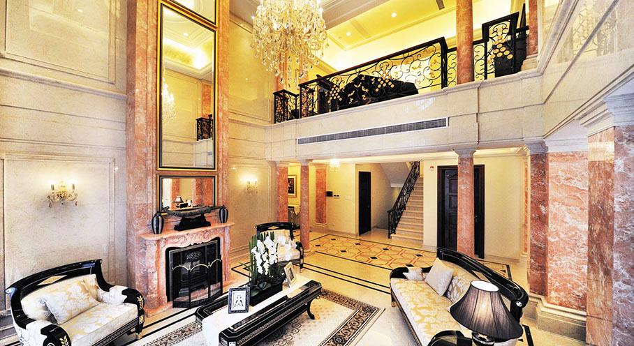 豪华欧式风格别墅
