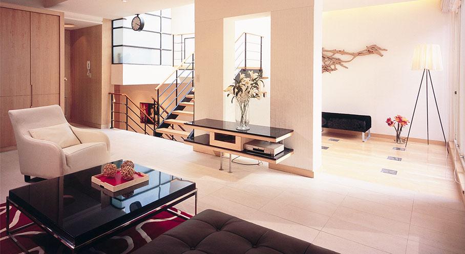 现代简约风格别墅