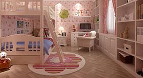 儿童房实景搭配