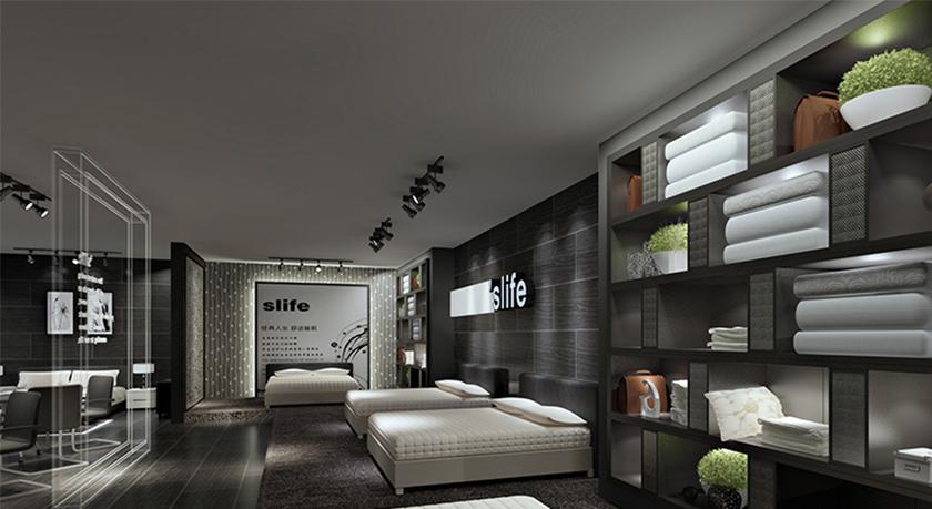 家具商场装修设计-东嘉珍瑞