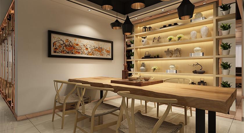 中式茶楼设计装修