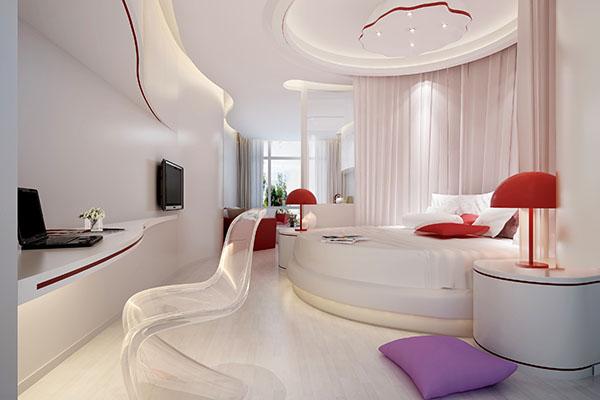 现代简约主题酒店设计