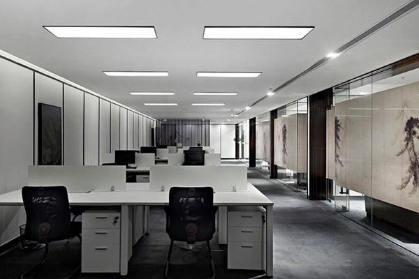 会所化办公空间设计