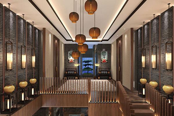 复古情怀主题酒店设计