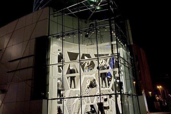 Villa Moda服装店设计