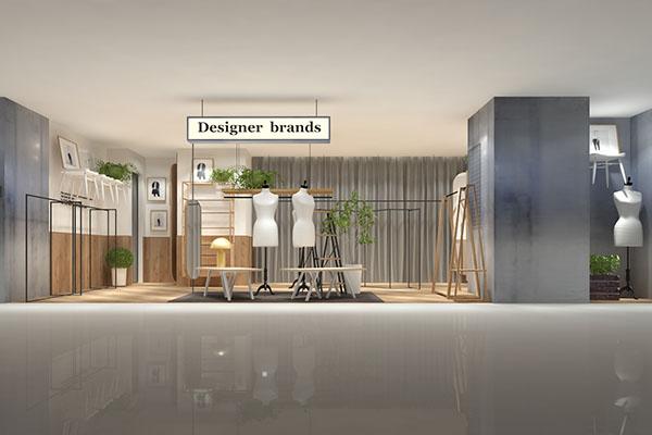 DESIGNER BRANDS 服装店
