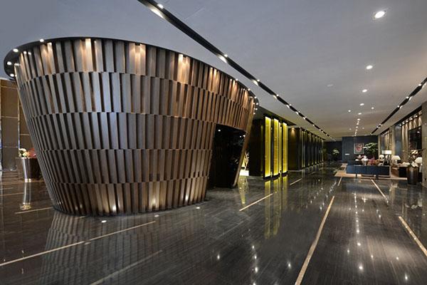 望京五号会馆设计
