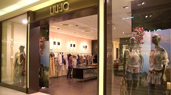 Liu Jo服装店设计
