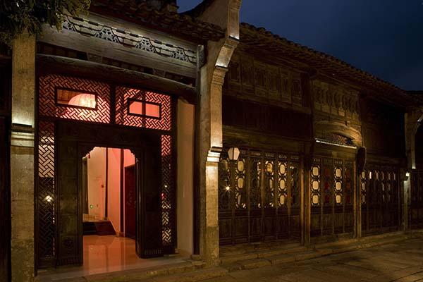 乌镇行馆酒店