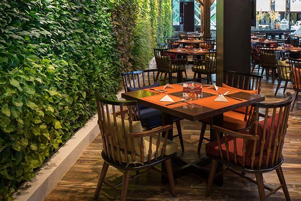 春晖园会议中心餐厅设计