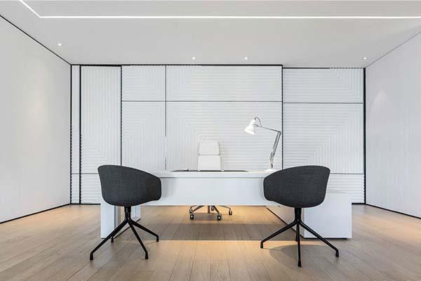 OPPO集团室内办公设计